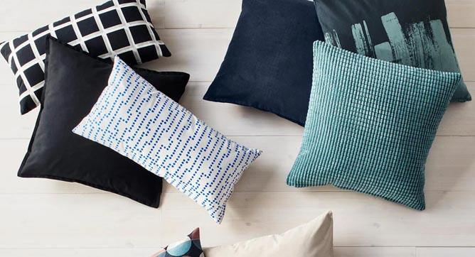 Home Textiles Cushions & cushions covers manufacturer