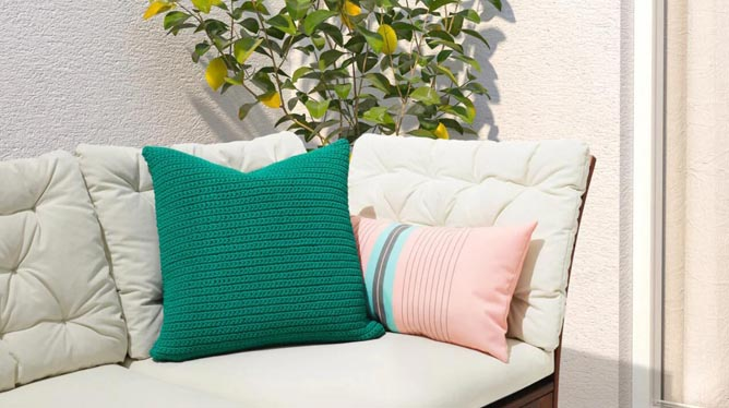 Home Textiles Outdoor cushions manufacturer