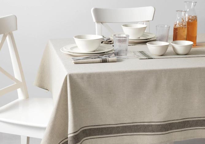 Home Textiles Table textiles manufacturer